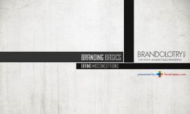 Branding Basic - Brand Misconceptions
